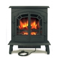 Lincoln Electric Cast Stove – Black